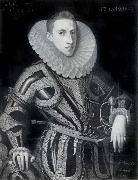 Portrait of Don Diego de Villamayor PANTOJA DE LA CRUZ, Juan