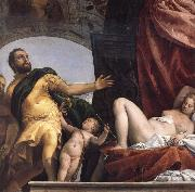 Allegory of Love,III Paolo Veronese