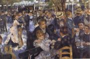 The Moulin de La Galette renoir