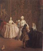 The introduction Pietro Longhi