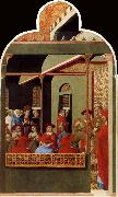 Pope innocent III Accords Recognition to the Franciscan Order SASSETTA