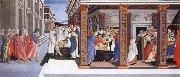 incidents in the life of Saint Zenobius Sandro Botticelli