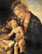 The Madonna of the premonition Sandro Botticelli