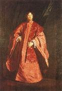 Full-length portrait of Gerolamo Querini as Procurator of San Marco Sebastiano Bombelli