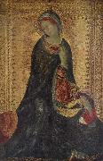 The Madonna From the Annunciation Simone Martini