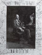 Bildnis des Physikers Henry A Rowland Thomas Eakins