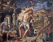 The Meditaion on the Passing Vittore Carpaccio