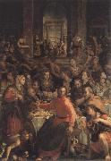 The wedding to canons ALLORI Alessandro