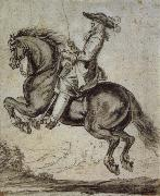 William duke of Newcastle, to horse Abraham Jansz Van Diepenbeeck