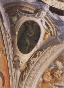 The composures frescos in the chapel of the Eleonora of Toledo Agnolo Bronzino