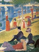 A sondagseftermiddag pa on Allow to Magnifico Jatte Georges Seurat