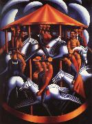 Merry-go-Round Mark Gertler
