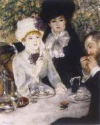 At the end of the Fruhstucks renoir