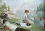 Bath Georges Seurat