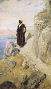 Returning to Galilee in the Power of the Spirit Vasily Polenov