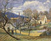Outskirts of Paris Armand guillaumin