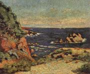 View of Agay Armand guillaumin