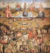 Garden of Earthly Delights BOSCH, Hieronymus