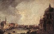 Looking East Canaletto