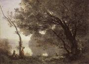 Memory of Mortefontaine Corot Camille