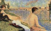 Bather Georges Seurat