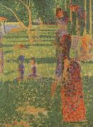Couple Georges Seurat