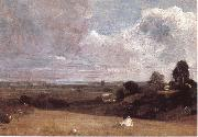 Dedham seen from Langham John Constable