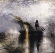 )Peace - Burial at Sea William Turner