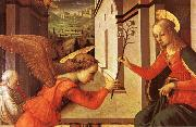The Annunciation LIPPI, Filippino