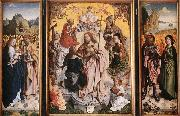 St Thomas Altarpiece MASTER of the St. Bartholomew Altar