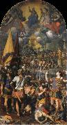 The Martyrdom of St Maurice Romulo Cincinnato