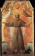 The Ecstasy of St Francis SASSETTA