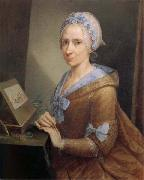 Self-Portrait Anna Bacherini Piattoli