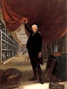 The Artist in his Museum Charles Willson Peale