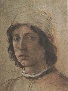 Self-Portrait Filippino Lippi