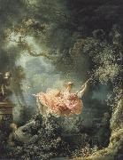 The Swing Jean-Honore Fragonard