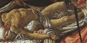 Discovery of the body of Holofernes Sandro Botticelli