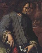 Giorgio vasari,Portrait of Lorenzo the Magnificent Sandro Botticelli