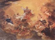 The Apotheosis of  St Ignatius Baciccio