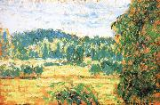 Large walnut Camille Pissarro