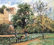 Pang plans Schwarz orchards Camille Pissarro