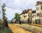 Pang plans go way oise Camille Pissarro