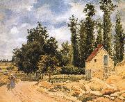 Pang Schwarz road map Camille Pissarro
