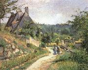 Chat in a small way those who Camille Pissarro