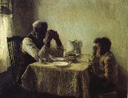 Thanksgiving poor Henry Ossawa Tanner