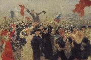 Demonstrations Ilia Efimovich Repin