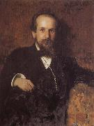 Agrees Si Qiake the husband portrait Ilia Efimovich Repin