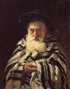 Great Jewish prayer Ilia Efimovich Repin