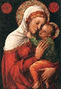 Madonna with child EUR Jacopo Bellini