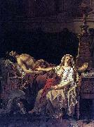 Andromache mourns Hector Jacques-Louis David
